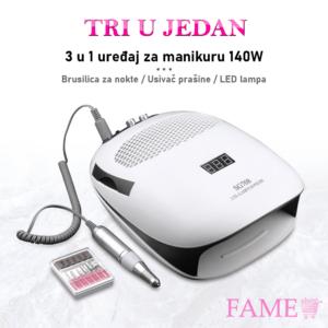 FAME Multifunkcionalni uređaj za manikuru